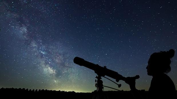 Las lluvias de estrellas serán visibles a simple vista