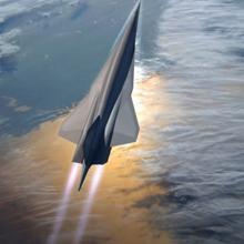 SR-72, el avión espía del Pentágono seis veces más rápido que el sonido
