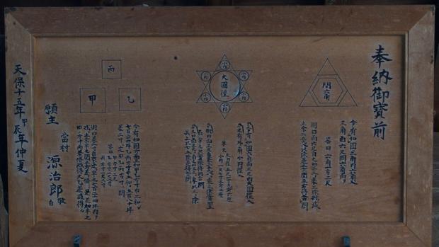 Sangaku Los Problemas Matematicos Sagrados De Los Japoneses