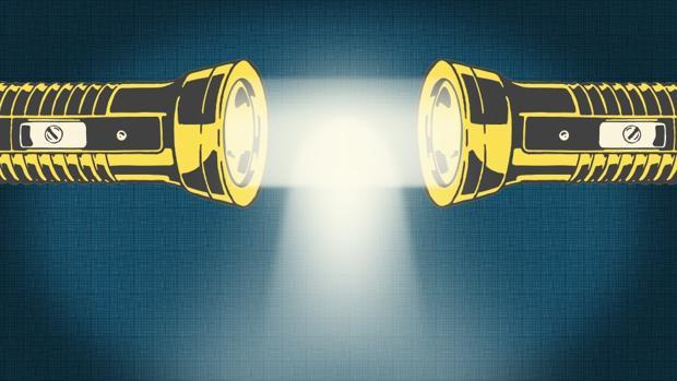 Han «construido» polaritones que permiten que los fotones acaben interaccionando de formas interesantes