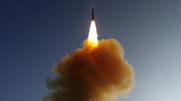 Misil empleado por EË.UU. en 2008 para destruir un satélite propio defectuoso