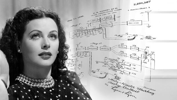 Hedy Lamarr, actriz e inventora
