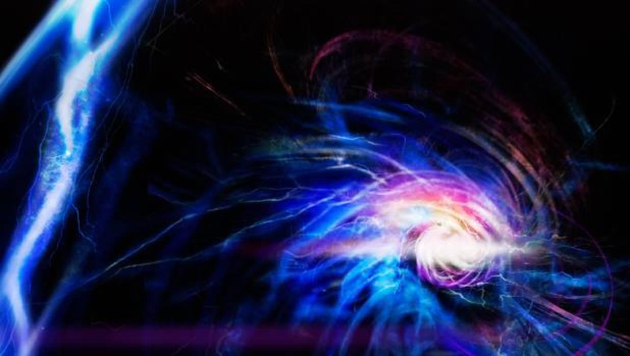 Científicos crean una extraña partícula cuántica que parece una «bola de rayos»