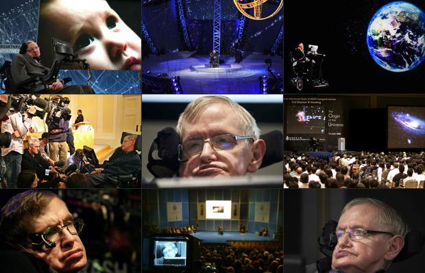 Stephen Hawking ha sido uno de los principales referentes de la ciencia en los últimos 30 años