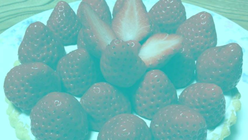 La ilusión de las fresas ¿rojas?
