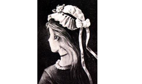 La imagen fue realizada por un ilustrador anónimo a finales del siglo XIX en Alemania