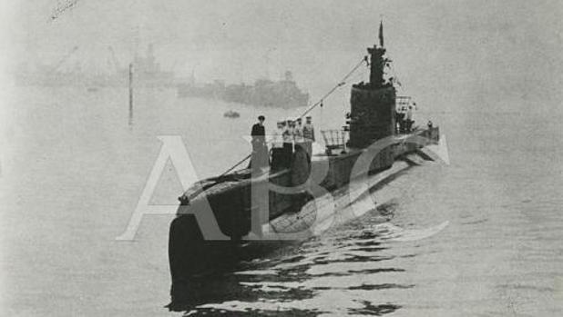 El submarino «Seraph», protagonista de diversas misiones secretas en el Norte de África. La más conocida de todas ellas, la del Mayor Martin, conocido como «el hombre que nunca existió», una treta para engañar a los alemanes sobre el verdadero punto donde se produciría el desembarco del frente sur, que finalmente se produjo en Sicilia