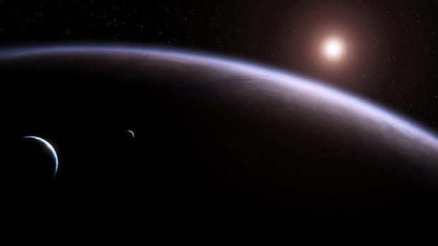 El planeta oscuro