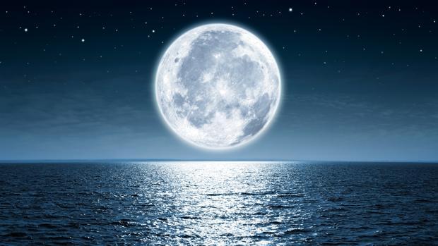 No nos damos cuenta, pero la Luna se aleja casi 4 cm cada año