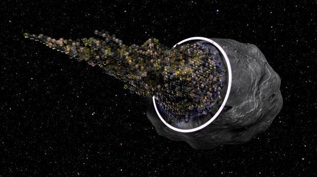 Estudian Un Plan Para Usar Asteroides Como Naves Espaciales