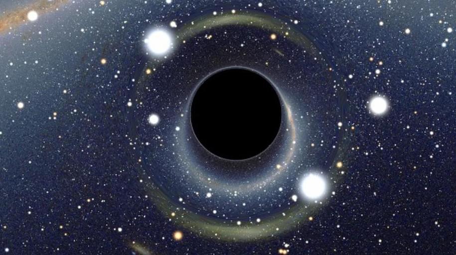 Hallan más objetos misteriosos cerca del gran agujero negro de Vía Láctea