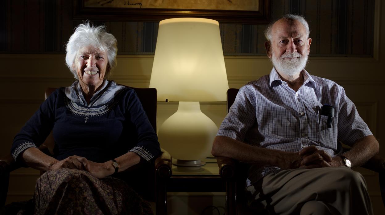 El matrimonio que ha visto la evolución en directo