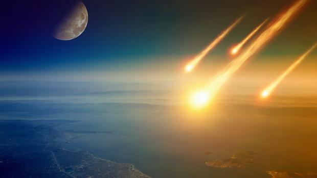 Los meteoritos que dieron forma a la Tierra procedían de un puñado de planetas precursores