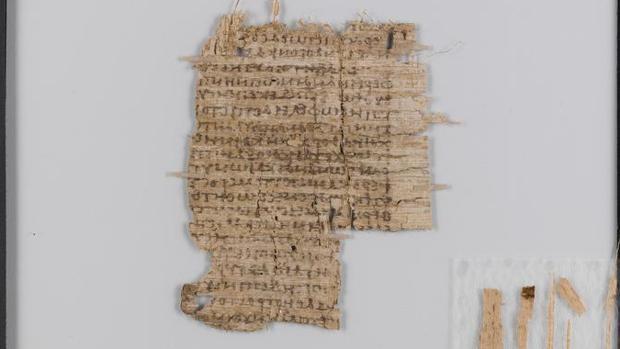 El misterioso papiro descifrado