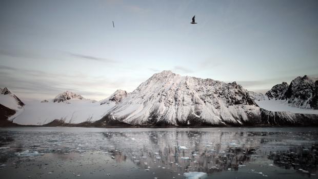 Foto de archivo del Ártico