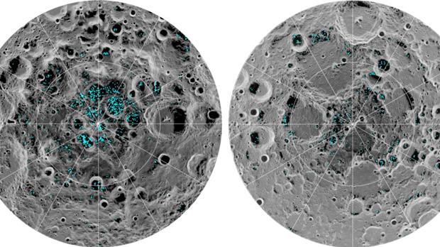 Confirman la presencia de agua en la superficie de la Luna por primera vez (abc.es)
