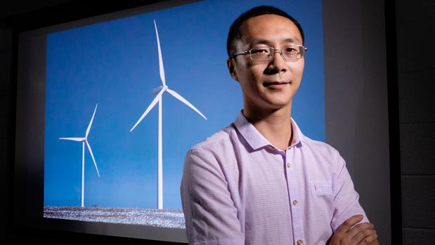 El investigador Yan Li, co-líder del estudio