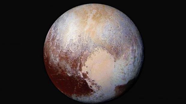 Si se volviera a clasificar a Plutón, el Sistema Solar tendría unos 110 planetas