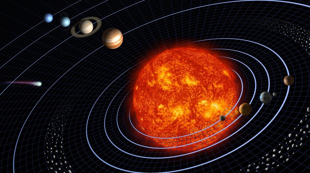 ¿Cómo es de grande realmente el Sistema Solar?