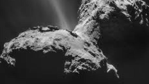 Cometas como el 67-P Churiumov-Gerasimenko pudieron traer hasta la Tierra los fosfatos necesarios para que se estableciera la vida