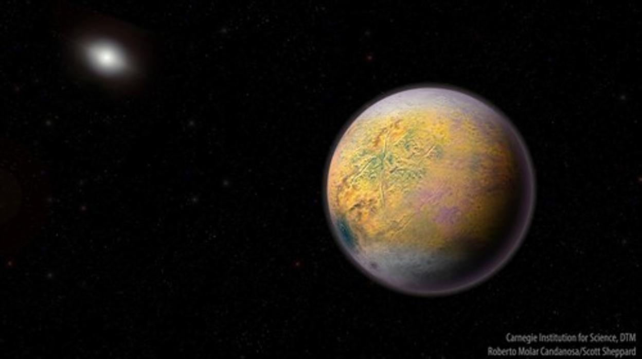 Descubren un nuevo miembro del Sistema Solar