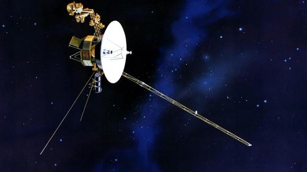 La sonda Voyager 2