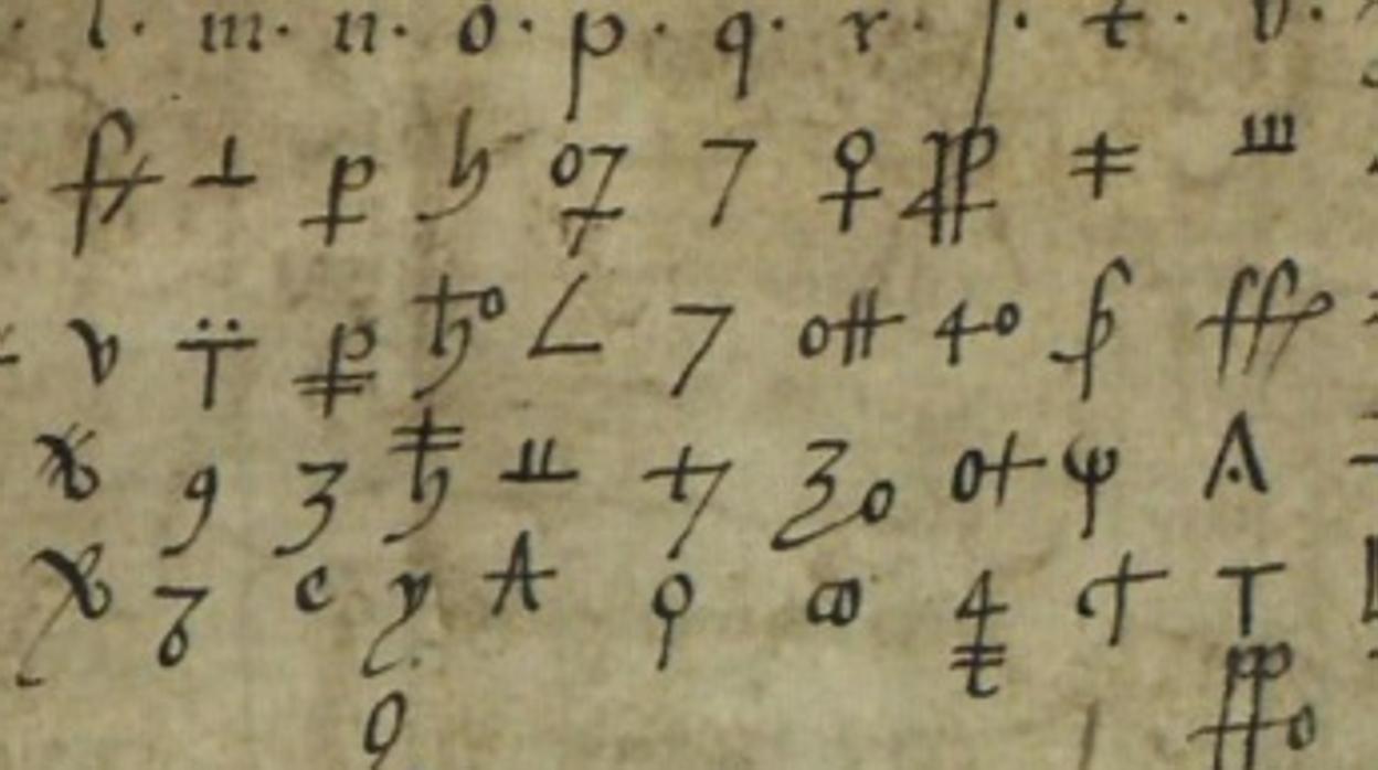 Los ingenuos mensajes cifrados de los espías en tiempos de los Reyes Católicos