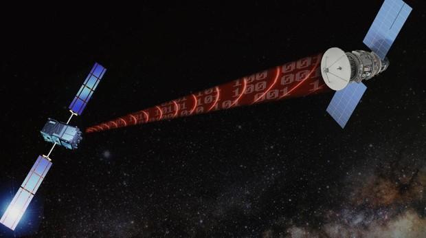En el futuro, las naves espaciales podrán transmitir información sin distorsiones a través de las ondas gravitacionales