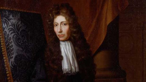 Representación de Robert Boyle