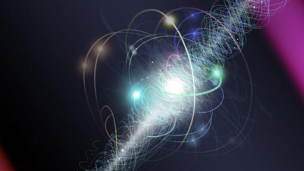Resultado de imagen de Un electrón es una maravilla