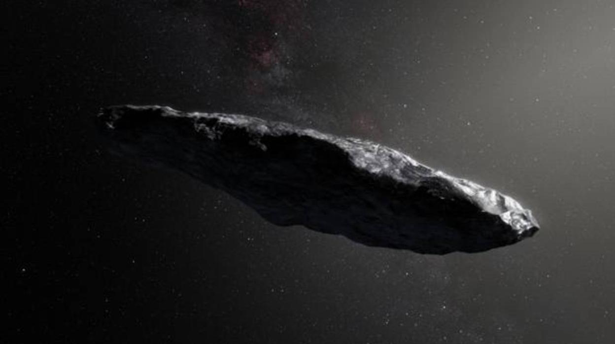 Científicos de Harvard especulan con que el primer visitante interestelar sea una antigua nave extraterrestre