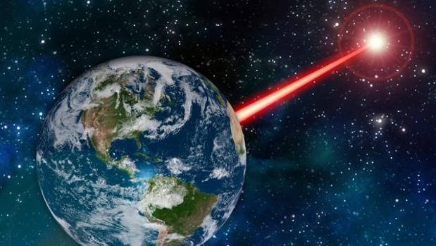Un estudio propone construir una baliza láser diez veces más potente que el Sol y fácil de ver a enormes distancias