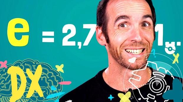 Eduardo Sáenz de Cabezón, doctor en matemáticas, «youtuber» y humorista científico
