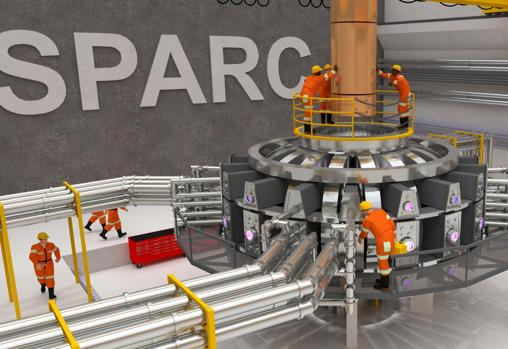 Recreación del experimento SPARC