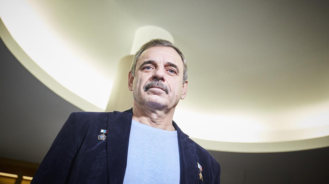 Mikhail Kornienko: «A la humanidad no le queda mucho tiempo de reacción»