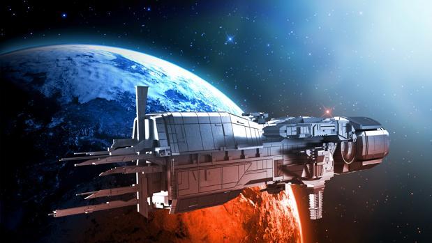 Ocho naves espaciales con las que podremos abandonar el Sistema Solar
