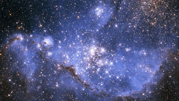 Panorámica captada por el Hubble