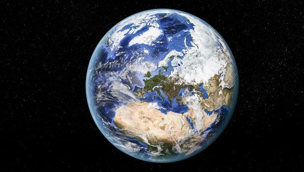 Los continentes de la Tierra se moverán y formarán un nuevo supercontinente