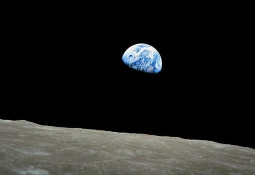 «Earthrise», una de las fotos más relevantes del siglo