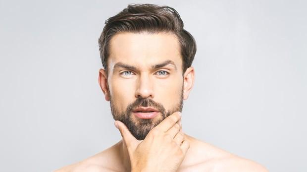 Los rostros muy masculinos no siempre indican mejores genes
