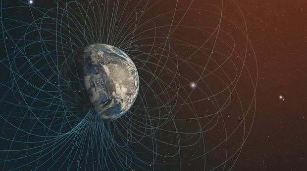 El Polo Norte magnético ya no está en el mismo sitio