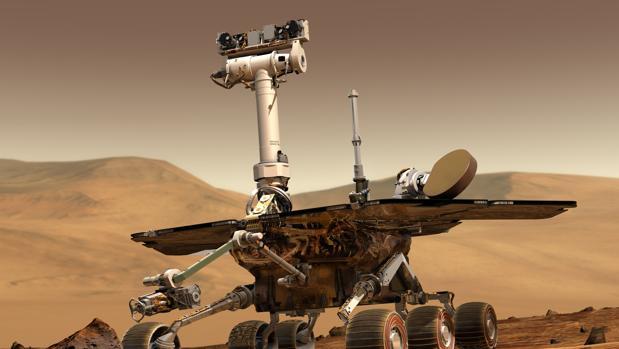 La NASA da por «muerto» al rover Opportunity tras 15 años explorando Marte
