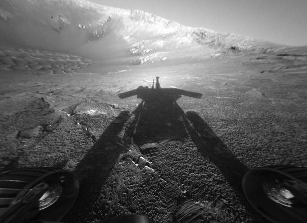 El legado de Opportunity, el explorador más incansable sobre la superficie de Marte