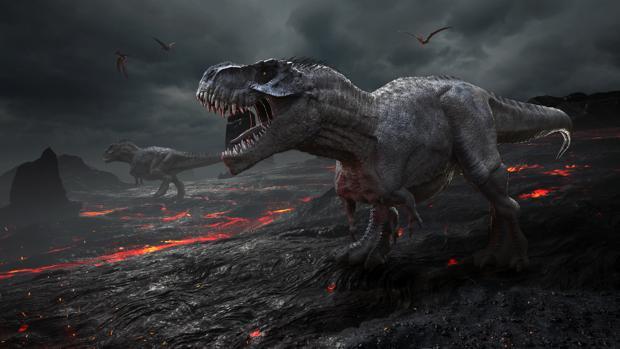 Dos estudios independientes estudian la posibilidad de que los volcanes de la India acabasen con los dinosaurios