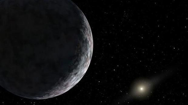 Recreación de mundos en la frontera del Sistema Solar