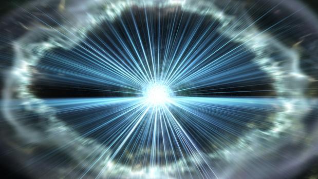 Resultado de imagen de cuando el Universo tenía menos de una millonésima de segundo de edad.