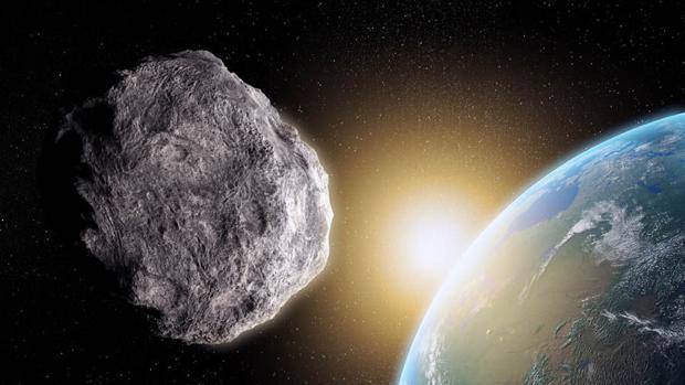 El asteroide 2019 DN estará a tan «solo» 5, millones de kilómetros