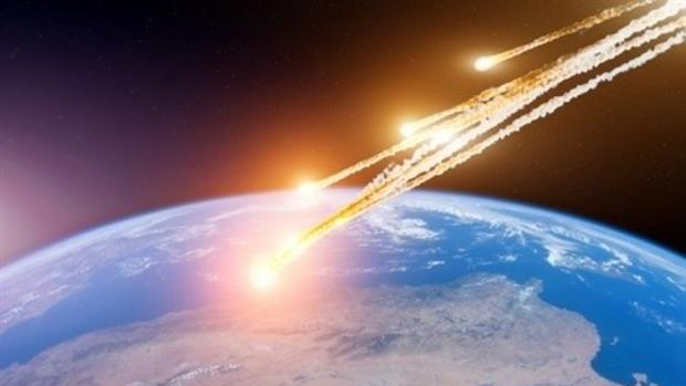 Un meteorito fragmentado podría haber creado un cambio drástico en el clima hace 12.800 millones de años