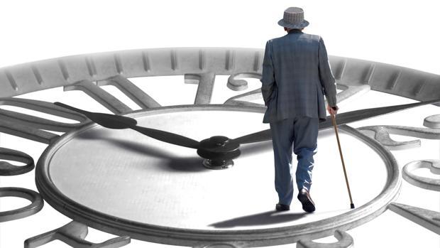 Cuandos nos hacemos mayores, el tiempo parece pasar más deprisa