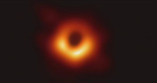 Por primera vez en la Historia, tenemos una imagen de un agujero negro 222-U301611995860RQG--540x285@abc